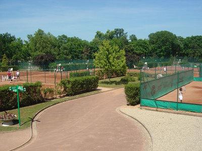 Tennis du Parc des Sports