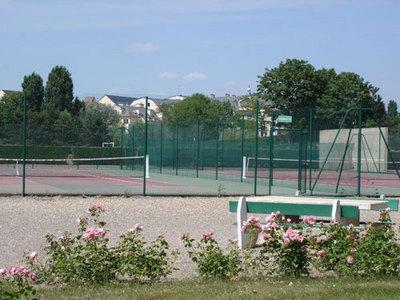 Tennis de l'Ile de la Commune