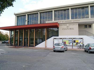 Centre Sportif et Culturel (CSC)