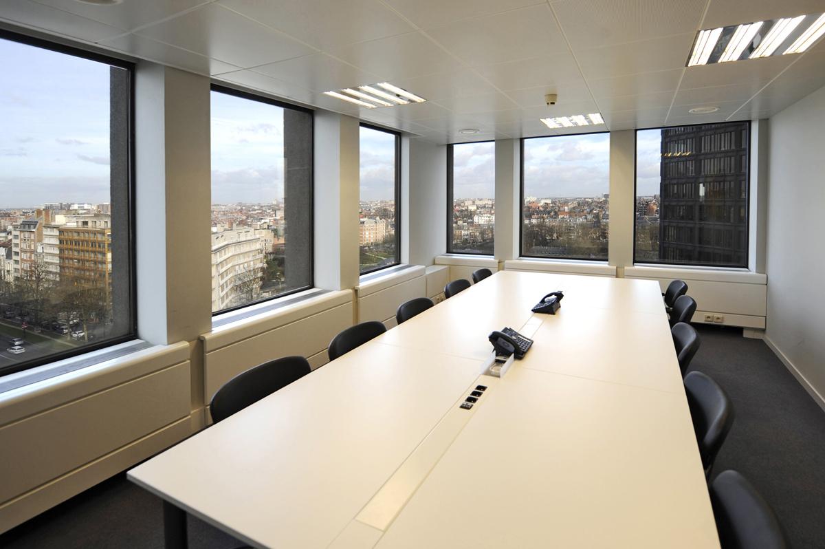 Les salles de réunion ou de répétition