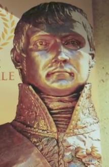 Inauguration du buste du Maréchal Lannes